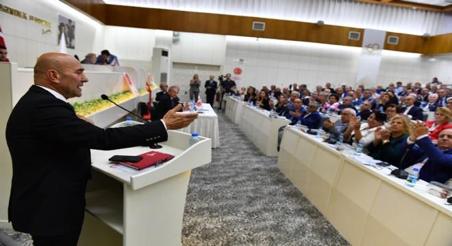 Başkan Soyer'den birlik mesajı