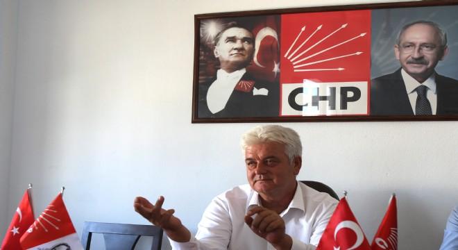"""""""Benim CHP'liliğim asla tartışılmaz!"""""""