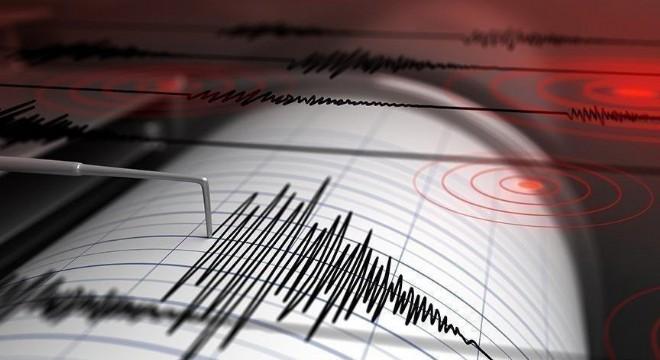 Bingöl'de 5,7 büyüklüğünde deprem