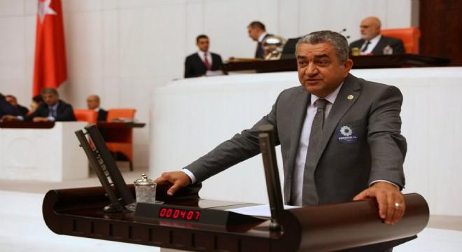 CHP'li Serter'den açılışa katılmayı reddeden barolara tam destek