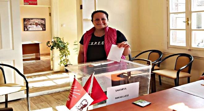 Çeşme CHP'de delege seçimleri başladı