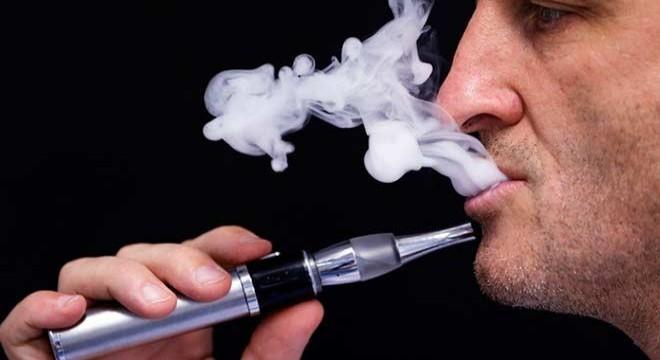 Elektronik sigaraya yasak geliyor