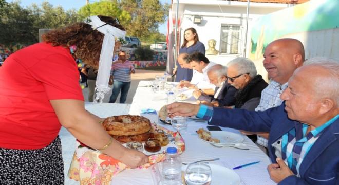 """Germiyan Festivali """"Ekmek Yarışması"""" ile sona erdi."""