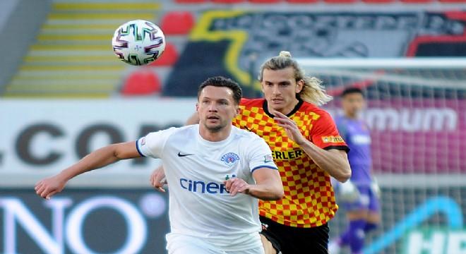 Göztepe Kasımpaşa'yı 1-0'la geçti
