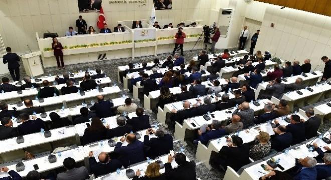 İzmir Büyükşehir bütçesi 7 milyar 950 milyon TL