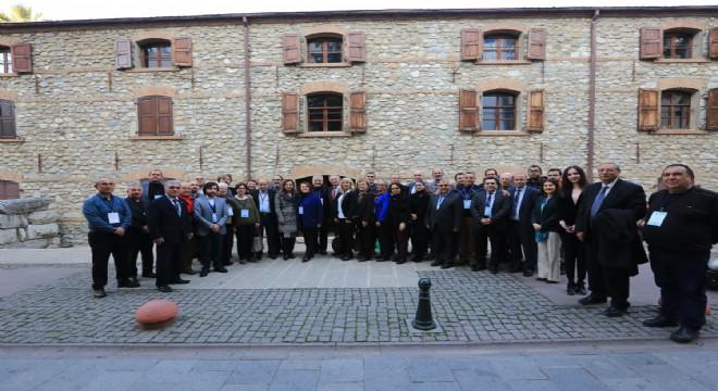 İzmir Kent Konseyleri Selçuk'ta buluştu