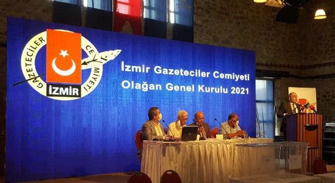 İzmirli Gazeteciler Başkanını seçiyor