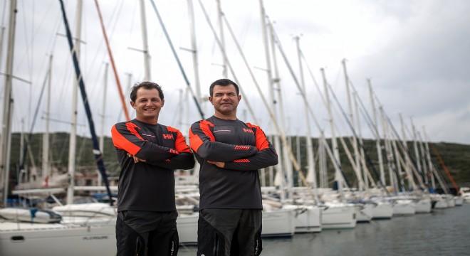 İzmirli yelkenciler Malta'da Türkiye'yi temsil edecek