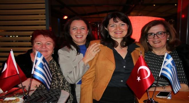 Komşudan İzmir'e dostluk ziyareti