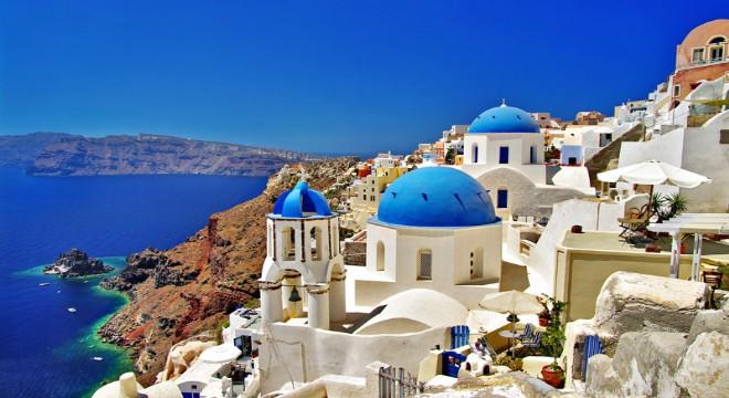 Türk turistler Yunanistan'ın yüzünü güldürdü