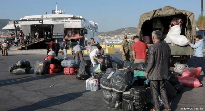 Yunanistan 10 bin sığınmacıyı Türkiye'ye iade etmeye hazırlanıyor